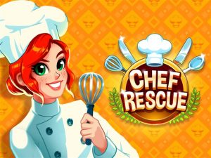 Chef Rescue The Cooking Game Android Hile Mod Apk indir