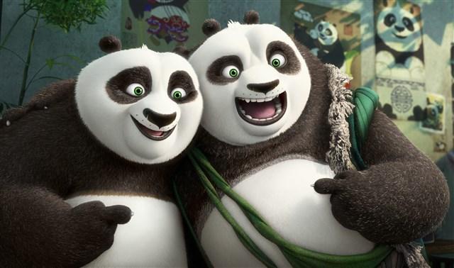 Kung Fu Panda 3 Turkce Altyazili