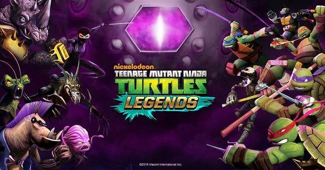 Ninja Turtles Legends Android Hile Apk