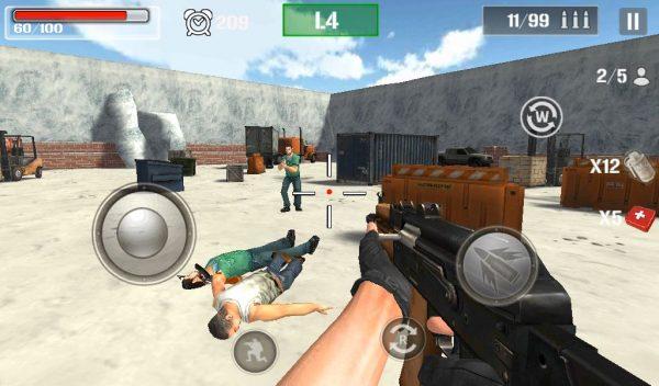 Shoot Hunter Gun Killer Apk indir