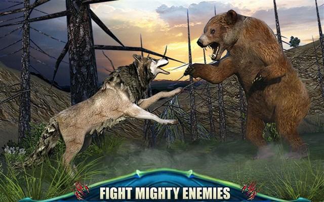 Ultimate Wolf Adventure 3D Hileli Apk