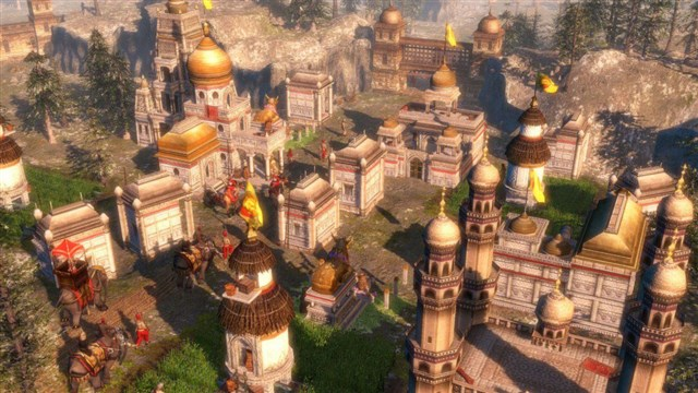 Age Of Empires 3 Complete Collection full indir