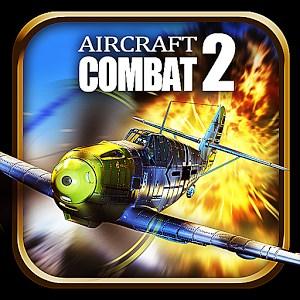 Aircraft Combat 2 Warplane War Hileli Mod Apk indir