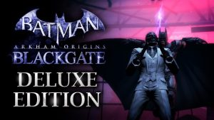 Batman Arkham Origins Blackgate Deluxe Edition Türkçe Full indir