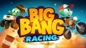Big Bang Racing Android Hile Mod Apk indir