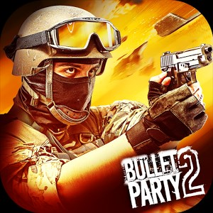 Bullet Party CS 2 GO STRIKE Android Hile Mod Apk indir