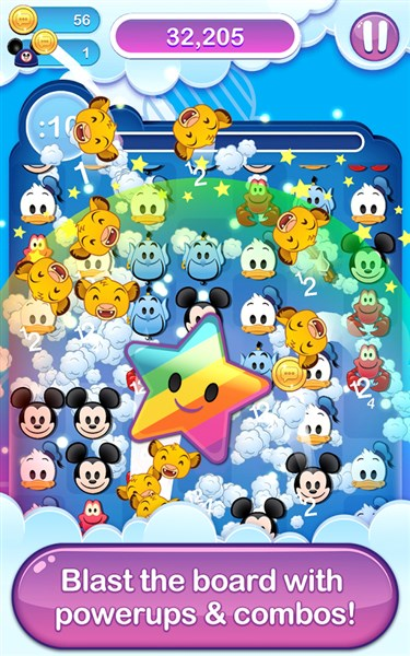 Disney Emoji Blitz Hile Hile Apk indir