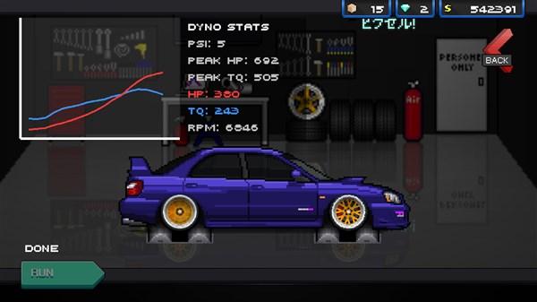 Pixel Car Racer Full Hileli Apk indir