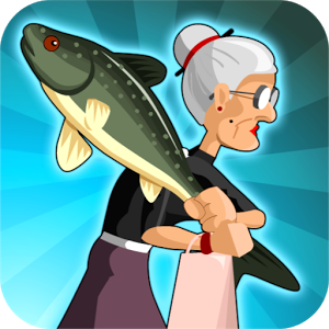 Angry Gran 2 Android Hile Mod Apk indir