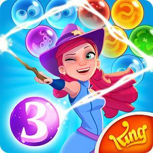 Bubble Witch 3 Saga Android Hileli Mod Apk indir