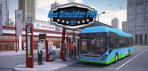 Bus Simulator Pro 2017 Hileli Mod Apk indir Android