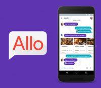 Google Allo Android Apk indir