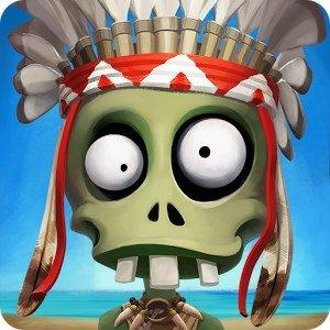 Zombie Castaways Android Hile Mod Apk indir