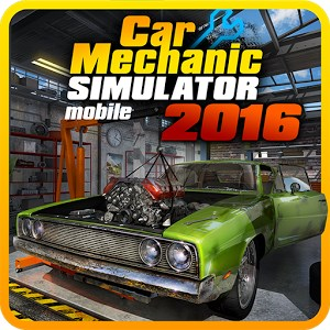 Car Mechanic Simulator 2016 Android Hile Mod Apk indir