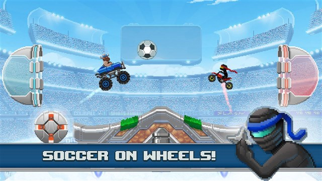 Drive Ahead! Sports Full Hile Mod Apk