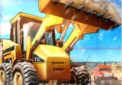 Loader & Dump Truck Hill SIM 2 Para Hileli Apk – v1.1