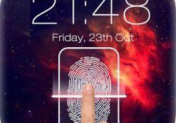 Parmak İzi Kilit Prank Android v2.6 Apk