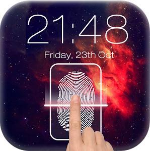 Parmak İzi Kilit Prank Android Apk indir