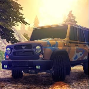 Russian Extrem Offroad HD Android Apk indir