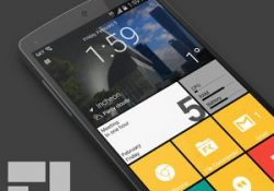 SquareHome 2 Win 10 Style Android Apk – v1.2.5