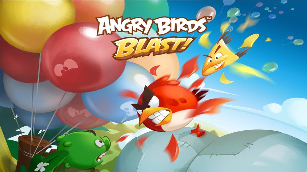 Angry Birds Blast Android Apk indir