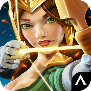 Arcane Legends MMO Android Apk indir