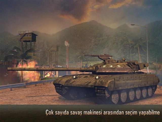 Armada Modern Tanks Apk