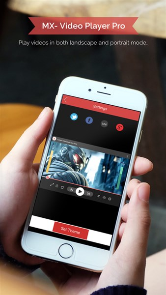 MX Video Player Pro iPa iOs
