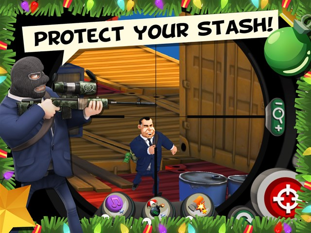 Snipers vs Thieves Hile Mod Apk