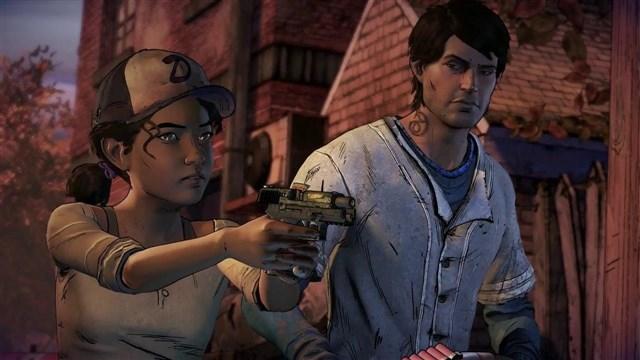 The Walking Dead Season Three Hileli Apk