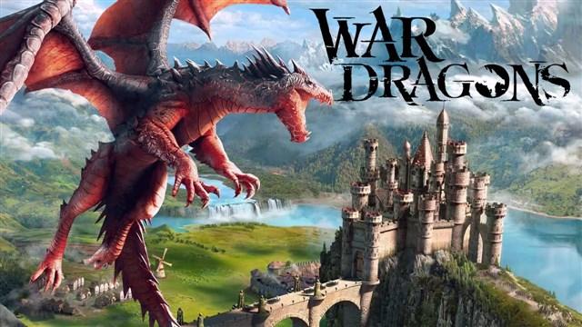 War Dragons Android Apk indir