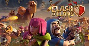 Clash of Clans Sınırsız Hileli Mod iOS iPA indir