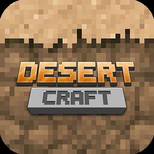 Desert Craft Android Hileli Mod Apk indir