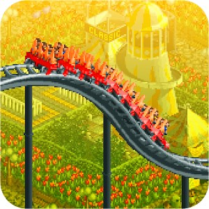 RollerCoaster Tycoon Classic Android Full Mod Apk indir