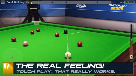 Snooker Stars Hileli Mod Apk