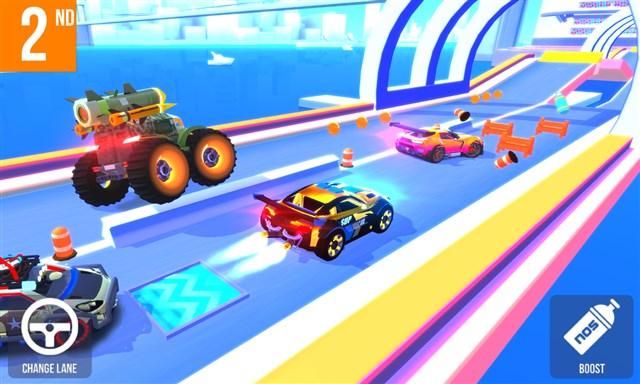 SUP Multiplayer Racing Hileli Mod Apk
