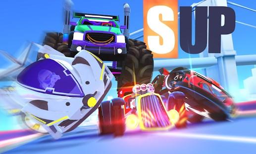 SUP Multiplayer Racing Android Hileli Mod Apk indir