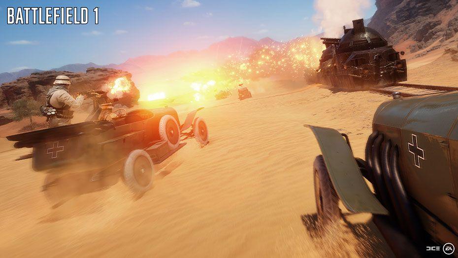 Battlefield 1 Full indir