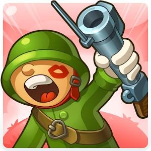 Jungle Heat War of Clans Android Apk indir