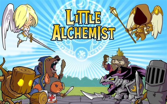Little Alchemist Android Hileli Mod Apk indir