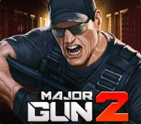 Major Gun war on terror Android Hileli Mod Apk indir