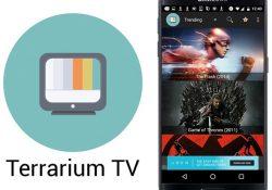 Terrarium TV Apk – v1.4.4 Film – Dizi izleme Uygulaması