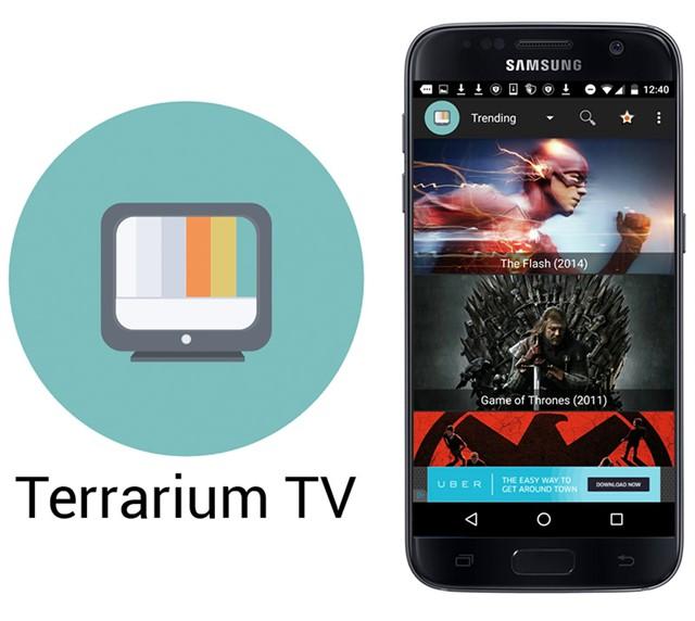 Terrarium TV Android Full Apk indir