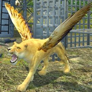 Aslan Uçan Vahşi Simulator Android Apk indir