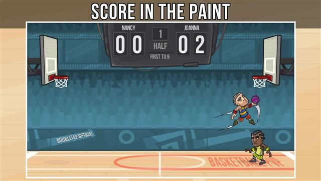 Basketball PVP Hileli Mod Apk