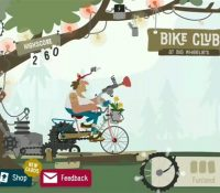 Bike Club At Big Wheelie's Android Hileli Mod Apk indir