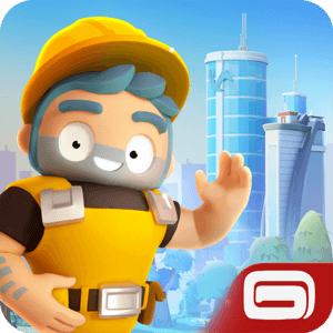 City Mania Town Building Game Android Apk indir