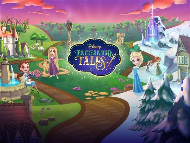 Disney Enchanted Tales Android Hileli Mod Apk indir