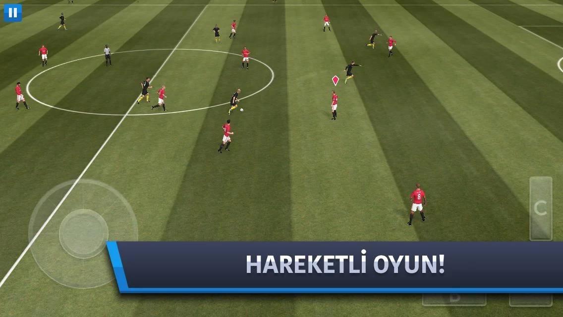Dream League Soccer 2018 Hileli Mod Apk