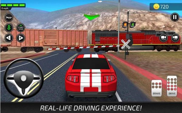 Driving Academy Simulator 3D Hileli Mod Apk